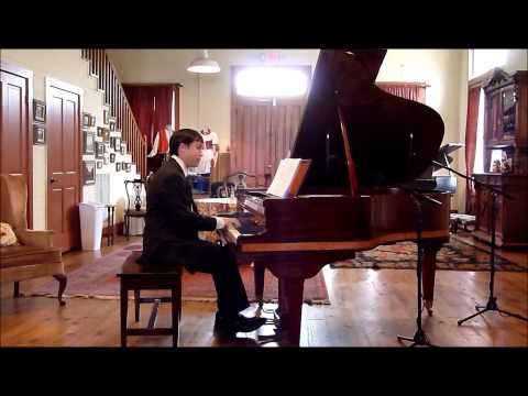 Scott Joplin - Regi Hedahl - The Entertainer, Maple Leaf Rag