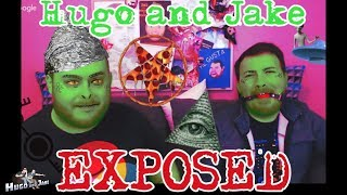 EXPOSED!- Time Traveling Space Lizards