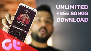 Best Android Music Player: Download Free, Unlimited Songs Legally | GT Hindi