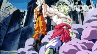 Broly Tribute Centuries AMV
