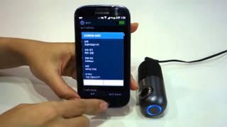 cowon aw2 前後行車記錄器 簡介 台灣公司貨手機app軟體為繁體中文
