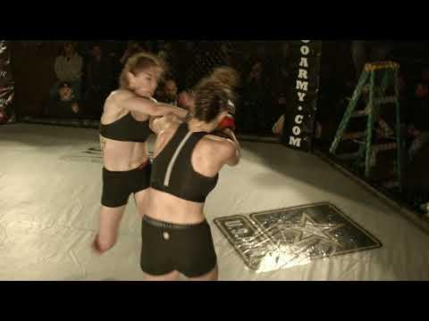 Alexandra Ballou vs Christie Frazier