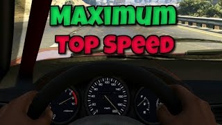 GTA 5 - The True Top Speed Within GTA 5 (Maximum Top Speed Within The Game)