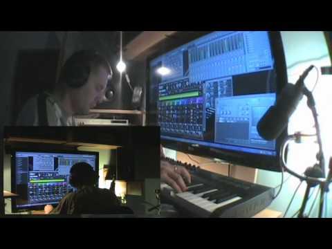 FL Studio 10 + Glitch VST effect - messing around (very, very, very extended version;)