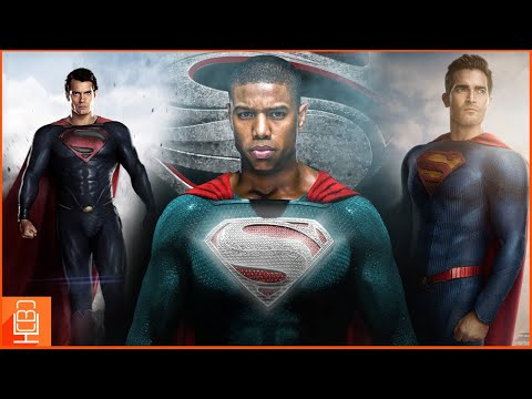 Superman Reboot Will Introduce A Black Superman to the DCEU Reportedly