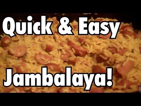 Couldn't be Easier Jambalaya - Ninja Cooking System