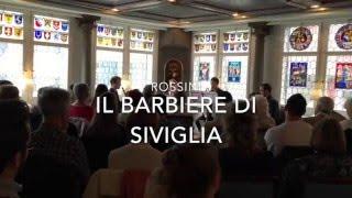 Rossini: Il Barbiere di Siviglia für Klarinettenquartett