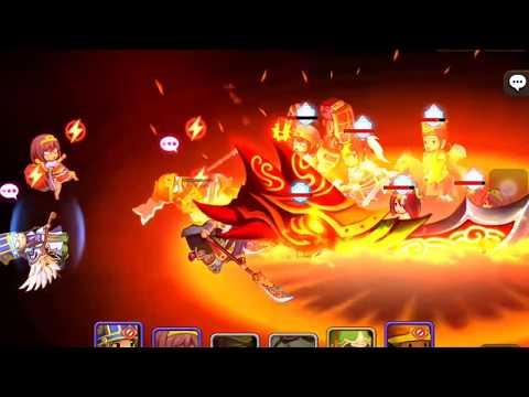 Kingdom Story PVP Sv3 [Official league] Rank 140-200 Shu vs Shu