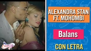 Alexandra Stan - Balans (feat. Mohombi) CON LETRA | CantoYo Karaoke