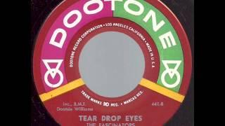 Tear Drop Eyes - Fascinators