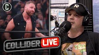 Is Jon Moxley Taking His WWE Beef Too Far?