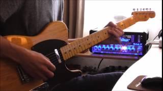 Aerosmith - Jaded (Guitar Cover)