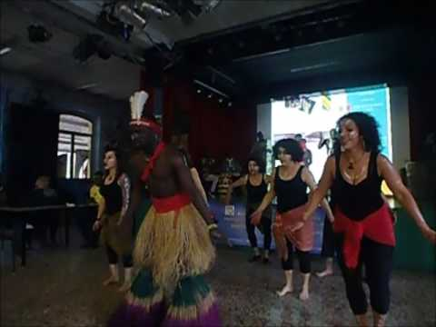 Ballet Africain la Republique du ToGo (Italy )