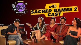Sacred Games 2 Interview   Ganesh Gaitonde aka Nawazuddin Siddiqui gets Candid   Just Binge