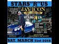 Jay Icon Stars R Us Party 2018