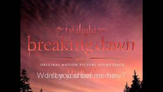 Breaking Dawn Part I Soudtrack Capture The Spirit (Sister Rosetta) by Noisettes with lyrics.wmv