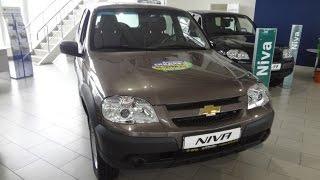видео Объем топливного бака NIVA Chevrolet