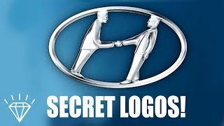 10 Secrets Hidden Inside Famous Logos streaming