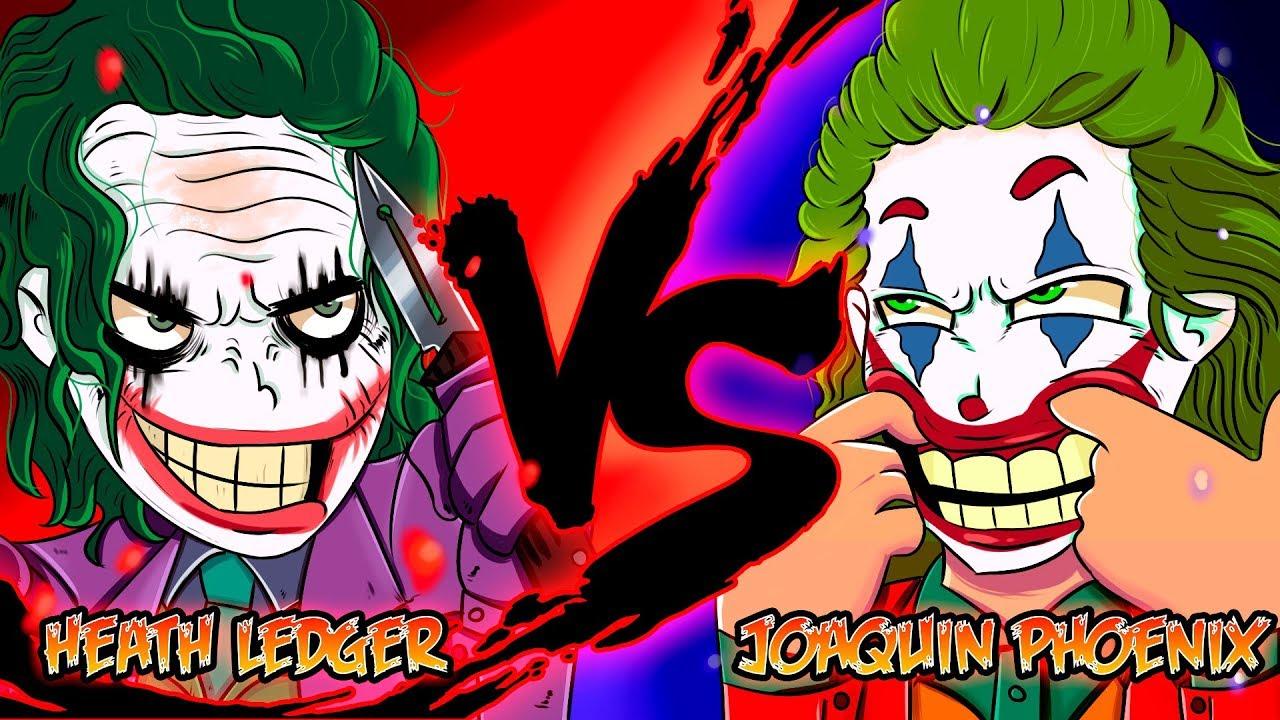 Heath Ledger Vs Joaquin Phoenix Poll: MELHOR CORINGA? HEATH LEDGER VS JOAQUIN PHOENIX