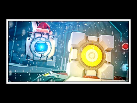 [♪] Portal - It's Beginning To Look A Lot Like Science