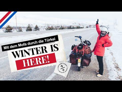 Winter is here | Und die erste Reifenpanne auch!