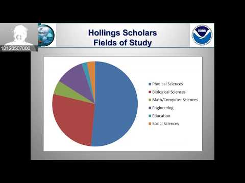 NOAA Undergraduate and Holllings Scholarship Information Webinar