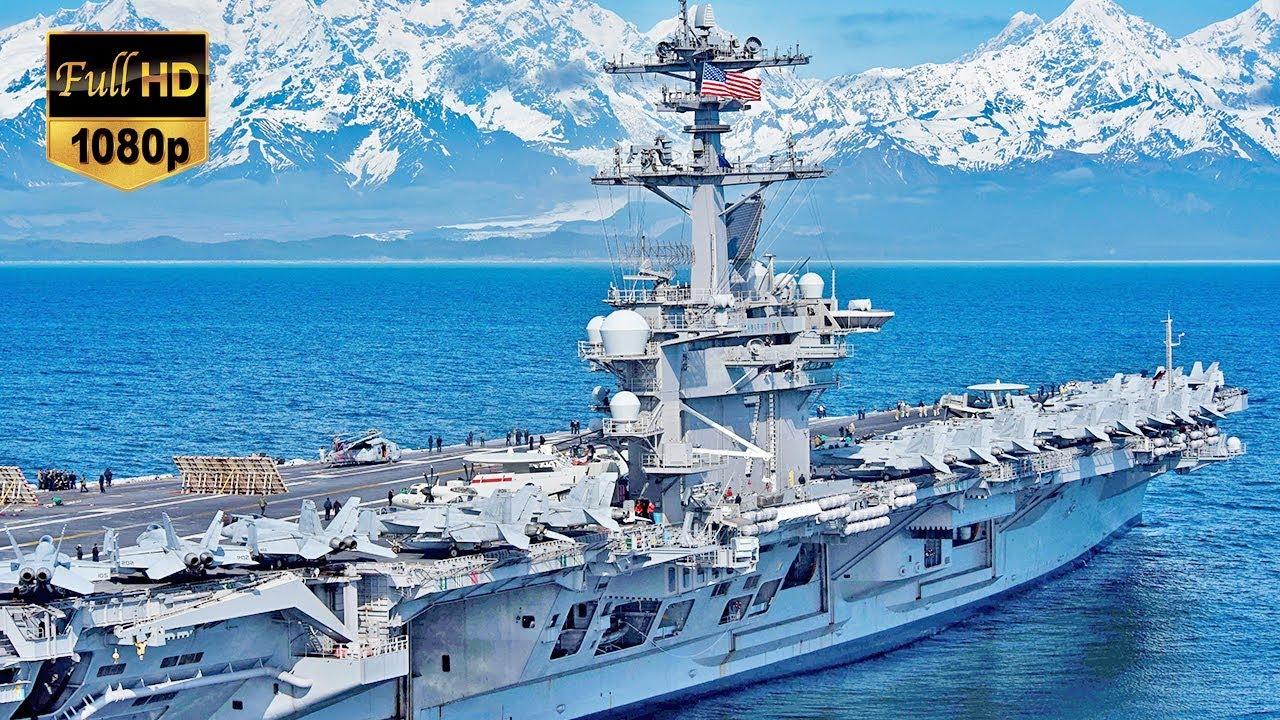 How Nimitz-Class Aircraft Carriers Make The Navy A World-Class Force ?