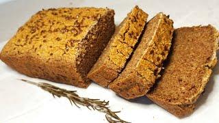 Настоящий Хит Быстрый Хлеб из Гречки