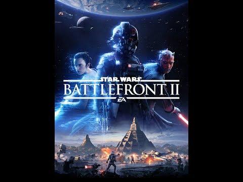 Star Wars battlefront 2 random - con Marine JONNY