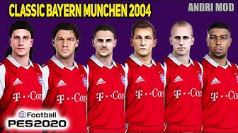 CLASSIC PATCHPES 2020  - BAYERN MUNCHEN 2004