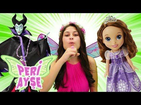 Baixar Peri Ayşe ile sihir yapma oyunları! Çocuk videosu