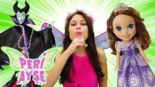 Peri Ayşe ile sihir yapma oyunları! Çocuk videosu