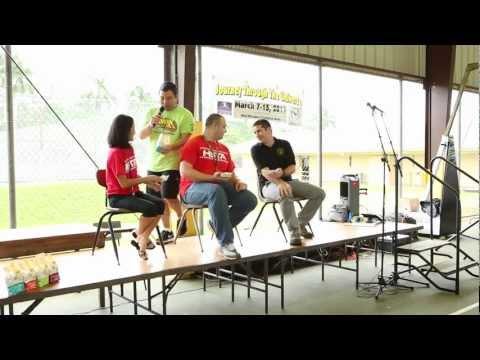 Waiakea Intermediate School - School Kine Cookie Rally 3/11/13