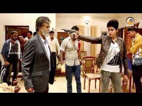 Rajinikanth's Kabali Movie Leaked Online...