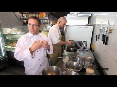 GELATO MESSINA BREVILLE FOOD THINKERS SEGMENT