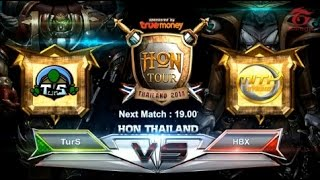 HoN Tour Thailand 2014 By True Money : G-League Cycle 2 Round 13 (29/7/2557)