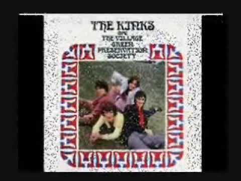 The Village Green Preservation Society - The Kinks (1968)