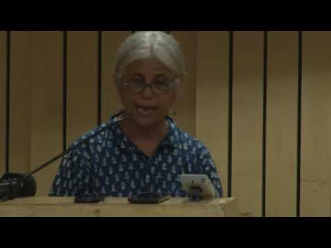 Bela Bhatia's talk at the third Shahid Azmi Memorial Lecture