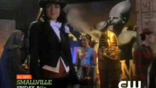 Smallville 9x12 Warrior - Trailer (Zatanna's Back)