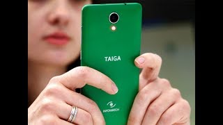 The World's First Surveillance Proof Smartphone Taiga Phone