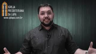Fome da Palavra - Ira - Rev. Jonatas Miranda