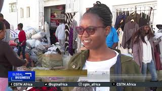 Chinese goods becoming popular in Southern Africa country