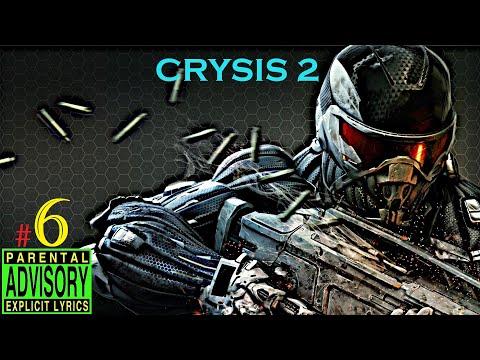 Crysis 2 - диверсии и потоп! (6) 2020