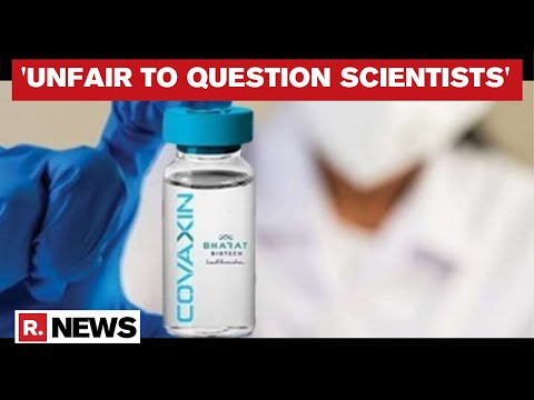 Bharat Biotech Slams Vaccine Politics; Asks Opposition 'Would You Question UK Trials?'