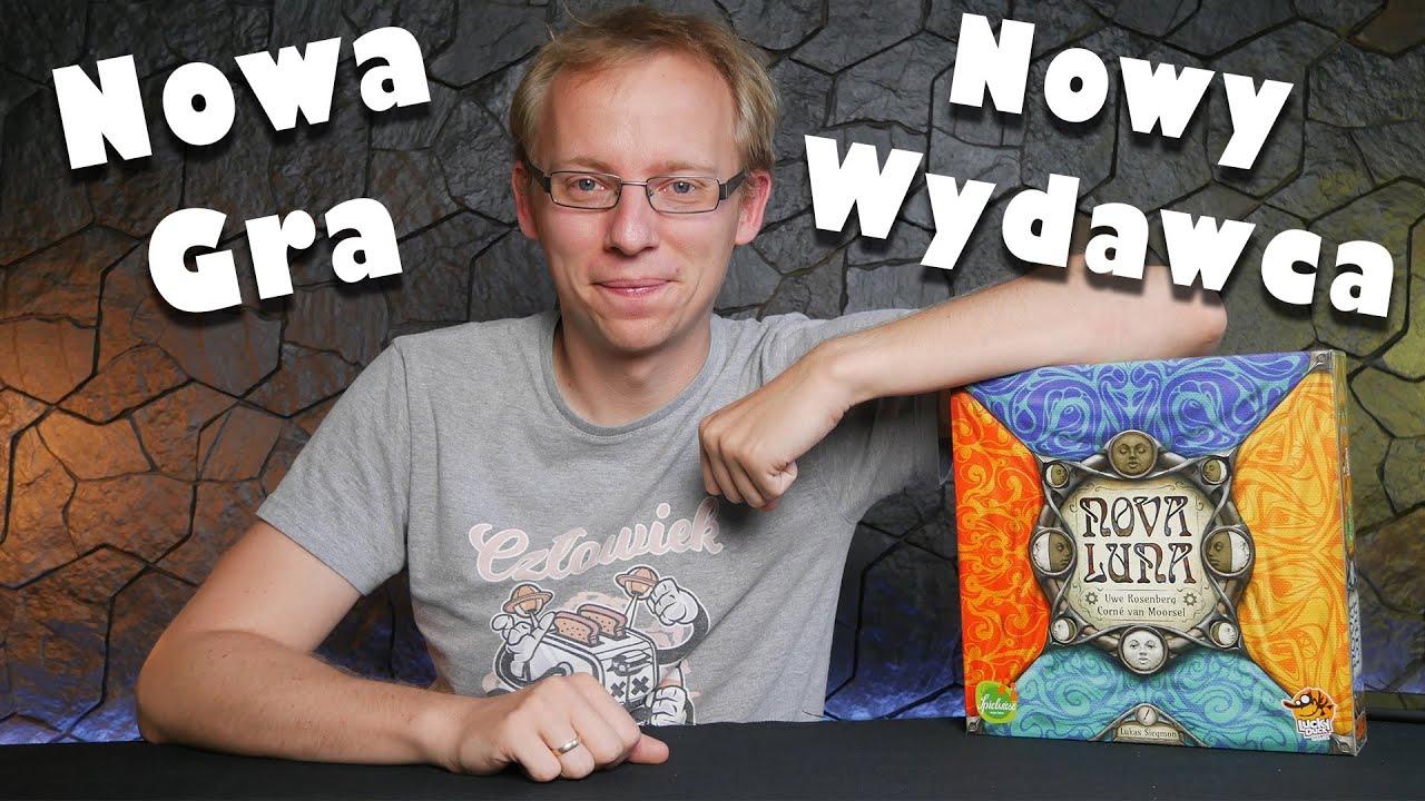 Nova Luna | Nowy Wydawca | Gra nominowana do Spiel!