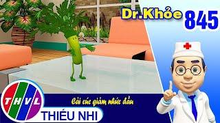 Dr. Khỏe - Tập 845: Cải cúc giảm nhức đầu