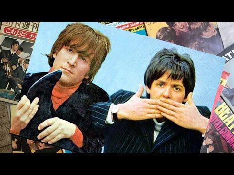 ♫ The Many Faces of John Lennon and Paul McCartney 1965 /photos