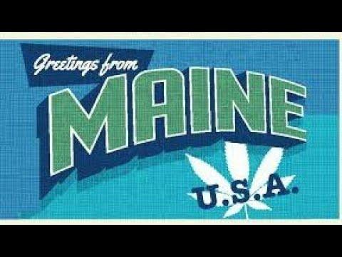 Maine Stoner Radio Wake N Bake