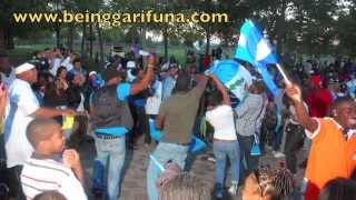 BROOKLYN Central American Independence GARIFUNA Festival at Red Hook Park--Sept 2014