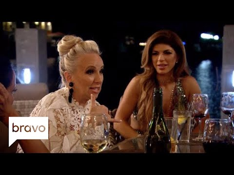 RHONJ: We Just Learned a LOT About the New 'Wife (Season 8, Episode 1) | Bravo